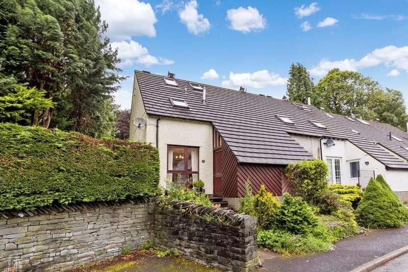 2 Bedrooms Semi Detached House for sale in 1 Kirkfield Rise, Ambleside, Cumbria LA22 9DX