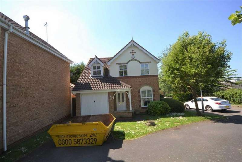 3 Bedrooms Detached House for rent in Ettrick Close, Kettering
