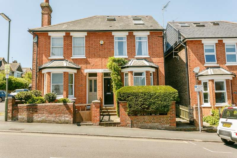 4 Bedrooms Semi Detached House for rent in Guildford