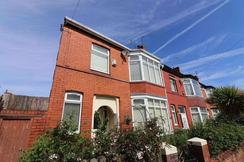 4 Bedrooms House for sale in Lonsboro Road, Wallasey, CH44 9BR