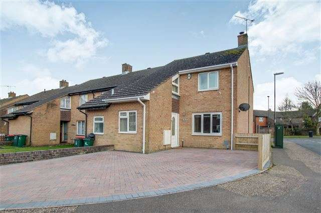 4 Bedrooms End Of Terrace House for sale in Bewbush, Crawley