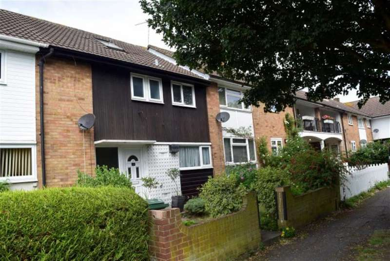 3 Bedrooms Terraced House for sale in Clickett End, Basildon, Essex