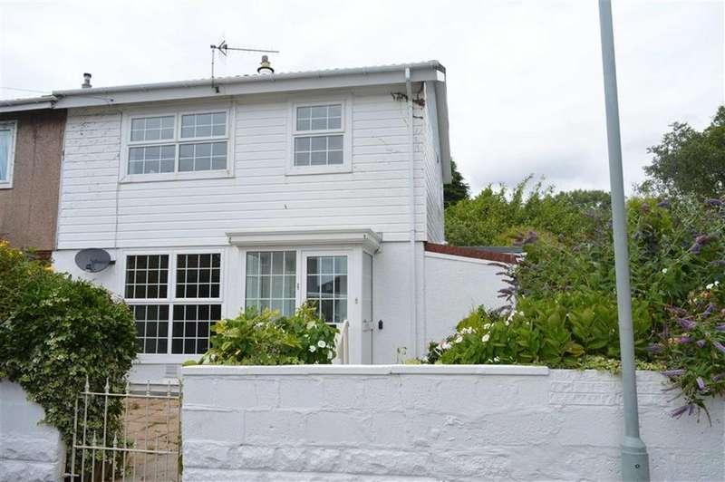 3 Bedrooms Semi Detached House for sale in Sweet Briar Lane, Swansea, Swansea