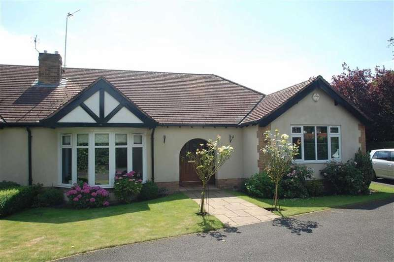 3 Bedrooms Semi Detached Bungalow for sale in Thorn Road, Bramhall, Cheshire