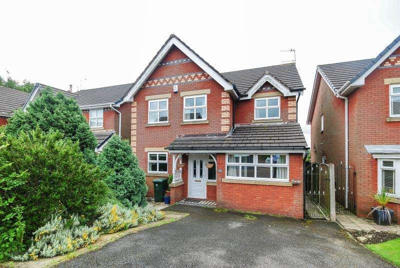 5 Bedrooms Detached House for rent in 54 Parsonage Brow, Up Holland, Wigan, WN8 0JG