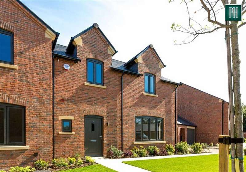 4 Bedrooms Semi Detached House for sale in The Courtyard Plot 2, Andertons Lane, Henbury