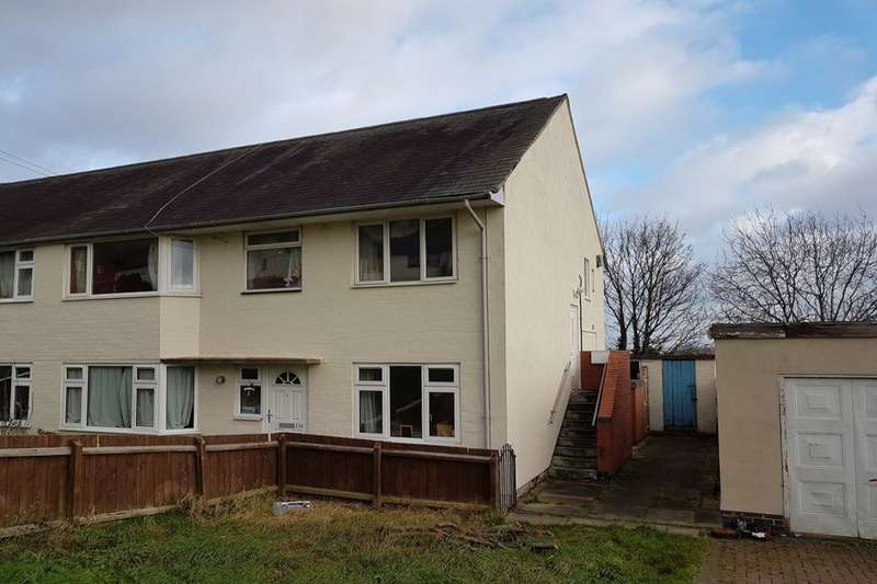 1 Bedroom Flat for sale in Bird Hill Road, Woodhouse Eaves, Loughborough, LE12