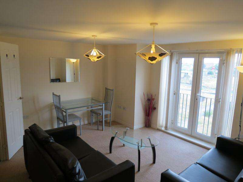 2 Bedrooms Apartment Flat for sale in The Fusion, 16 Middlewood Street, Salford City
