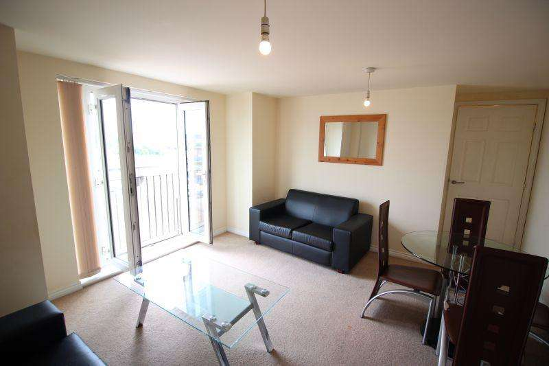 2 Bedrooms Apartment Flat for sale in The Fusion, 14 Middlewood Street, Salford City