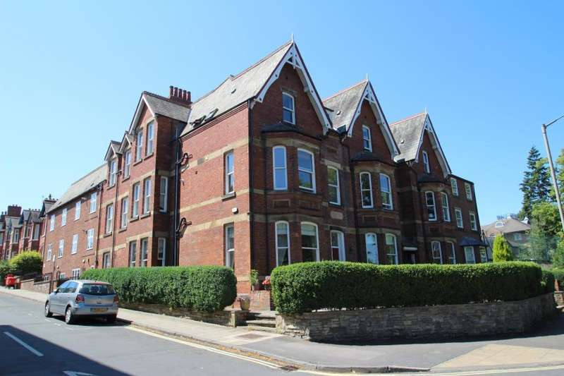 2 Bedrooms Flat for sale in LANGTON COURT, SCARCROFT ROAD, YORK, YO24 1BF