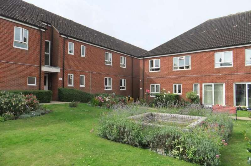 2 Bedrooms Apartment Flat for sale in Fountain Court, Westbury