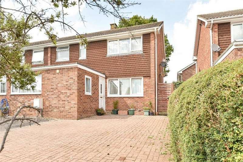3 Bedrooms Semi Detached House for sale in South Wonston, Winchester, Hampshire
