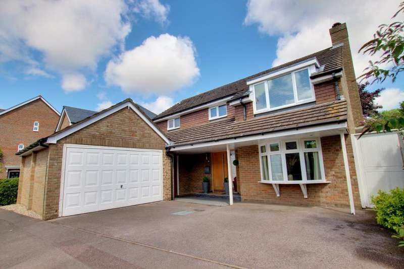 4 Bedrooms Detached House for sale in Langstone