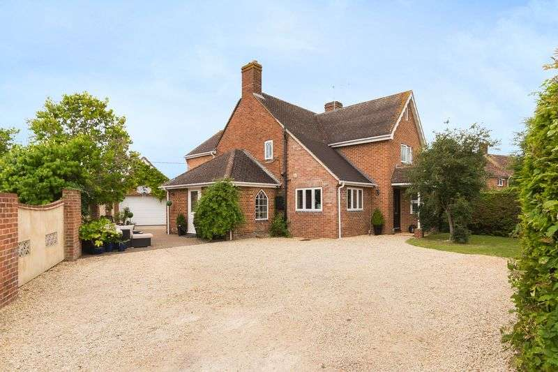 4 Bedrooms Property for sale in Wick Green, Grove, Wantage
