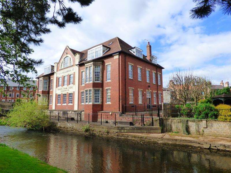 2 Bedrooms Apartment Flat for sale in WILLIAMSON HOUSE APARTMENTS, RIPON, HG4 1WF