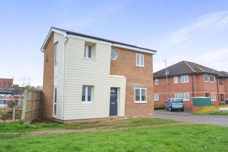 2 Bedrooms Detached House for sale in Nathan Court, Blackheath, CO2 0BW