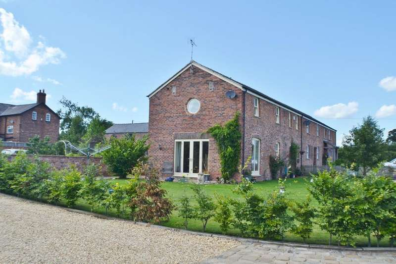 4 Bedrooms Semi Detached House for sale in Cedar Barns, Byley Lane, Byley