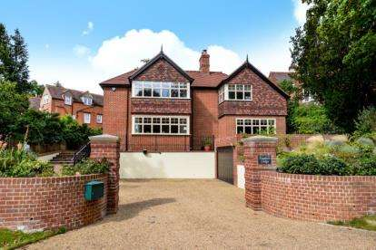 5 Bedrooms Detached House for sale in Manor Park, Chislehurst