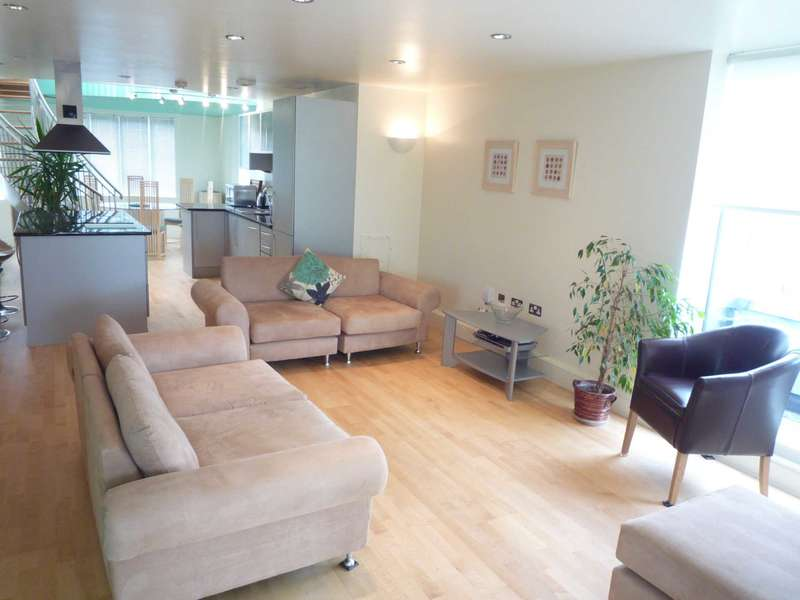 2 Bedrooms Penthouse Flat for rent in St Nicholas Street, Ipswich