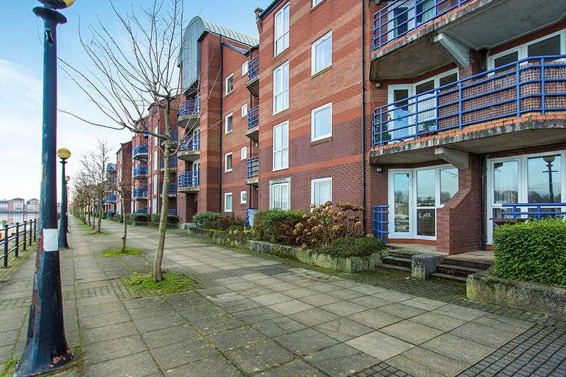 2 Bedrooms Flat for sale in Princes Reach, Ashton-On-Ribble, Preston, PR2