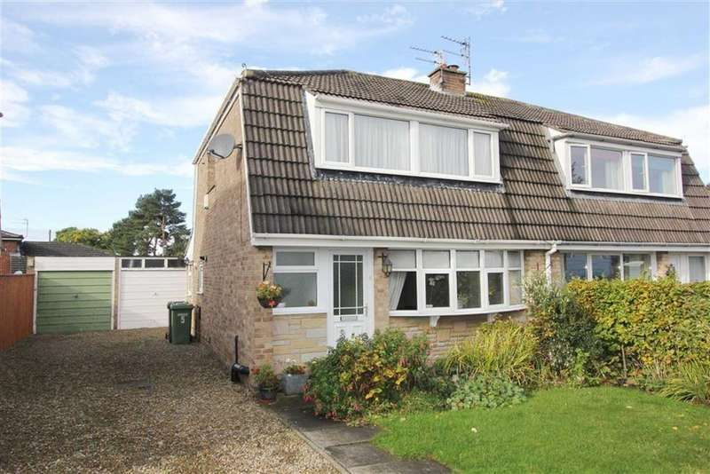 3 Bedrooms Semi Detached House for sale in Copsewood Walk, Stokesley