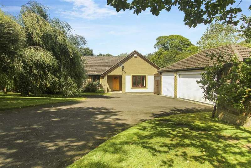 3 Bedrooms Bungalow for sale in Oaklands Rise, Riding Mill, Northumberland