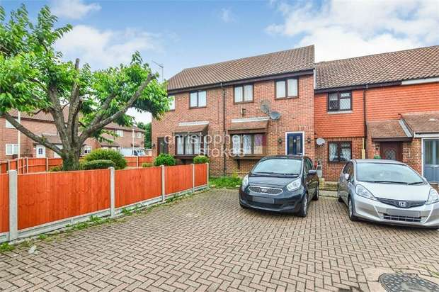 3 Bedrooms Terraced House for sale in Leaforis Road, Cheshunt, WALTHAM CROSS, Hertfordshire