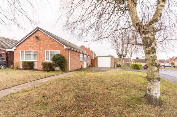 2 Bedrooms Detached Bungalow for sale in Fox Lane, Alrewas, Burton upon Trent, Staffordshire
