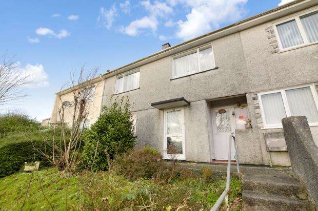 3 Bedrooms Terraced House for sale in Carradale Road, Plymouth, Devon