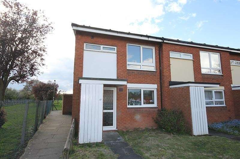 3 Bedrooms End Of Terrace House for rent in Abbot Close, Staines-Upon-Thames, TW18