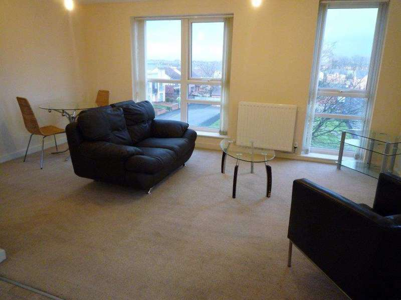 2 Bedrooms Apartment Flat for rent in Synergy 2, 427 Ashton Old Road, Beswick, Manchester, M11 2DL
