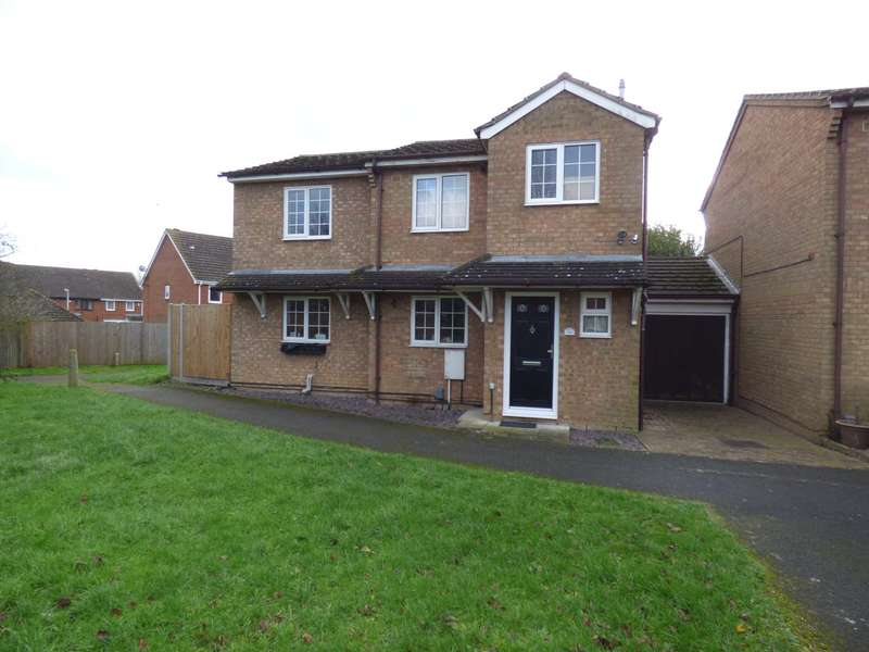 4 Bedrooms Detached House for rent in Laxton Close, Luton