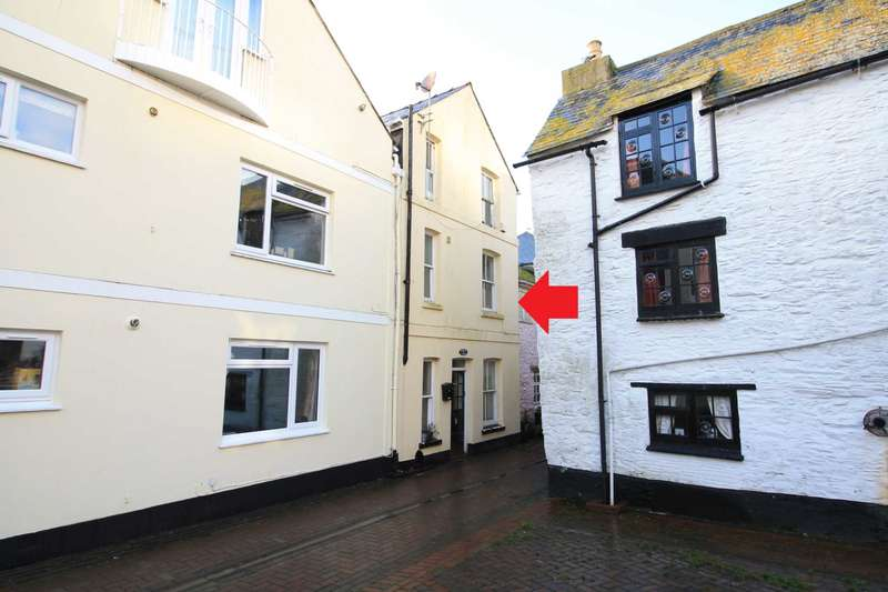 2 Bedrooms Cottage House for sale in East Looe