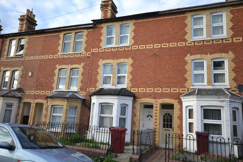 6 Bedrooms Terraced House for rent in Milman Road, Reading, Berkshire, RG2 0AY
