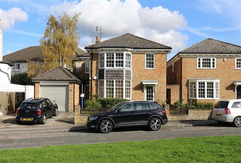 5 Bedrooms Detached House for sale in Church Row, Chislehurst, BR7 5PG