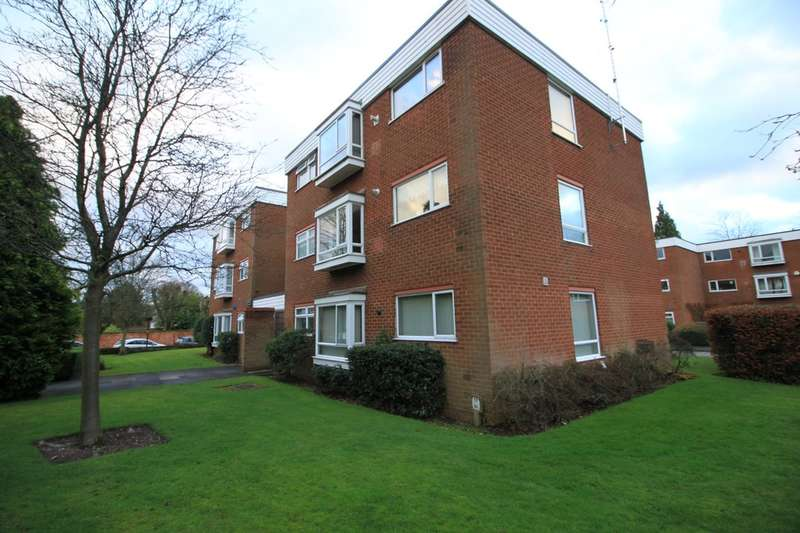 2 Bedrooms Flat for sale in Hindon Square, Vicarage Road, Edgbaston, West Midlands