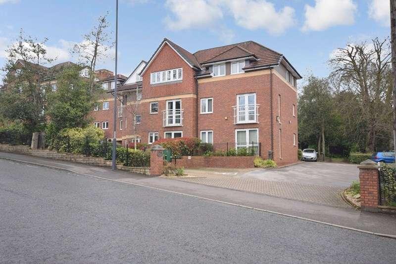 1 Bedroom Property for sale in Ridgeway Court, Derby, DE23 6LH