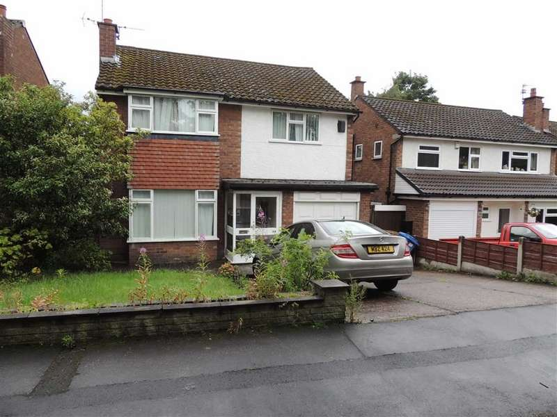 3 Bedrooms Detached House for sale in Buxton Road, Hazel Grove, Stockport