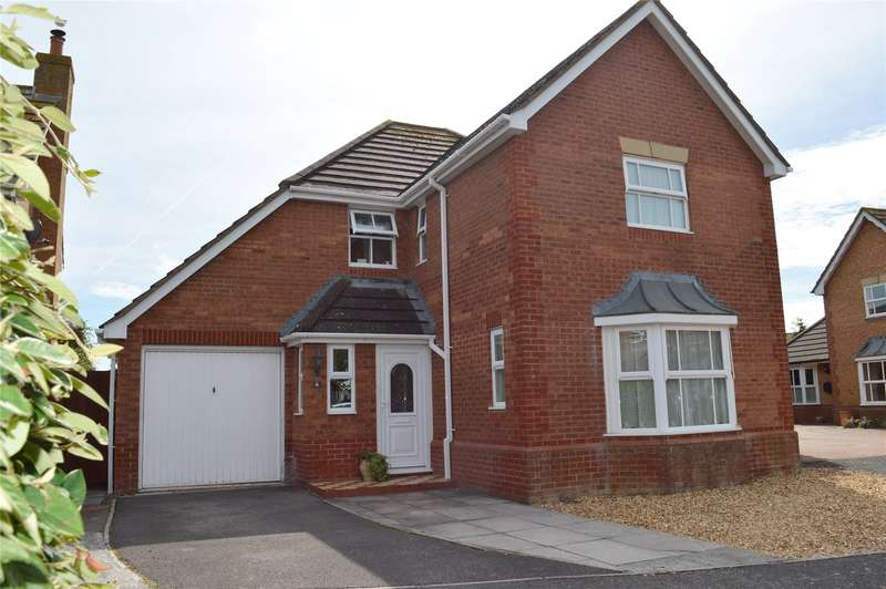 4 Bedrooms Detached House for sale in Boniface Walk, Burnham-on-Sea, Somerset, TA8