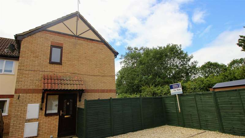 2 Bedrooms End Of Terrace House for sale in Camden Close, Grange Park, Swindon
