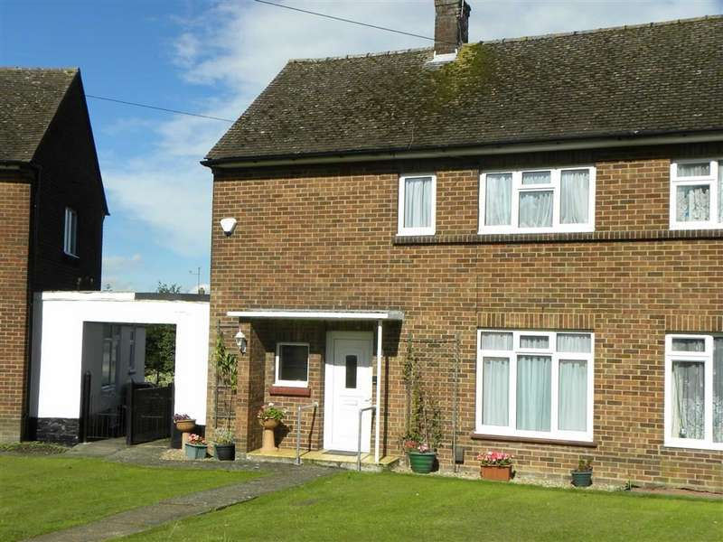 2 Bedrooms Semi Detached House for sale in Brewers Hill Road, DUNSTABLE, Bedfordshire, LU6