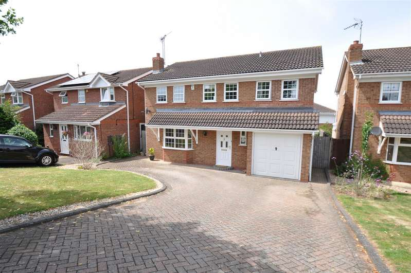5 Bedrooms Detached House for sale in Grosvenor Way, Droitwich