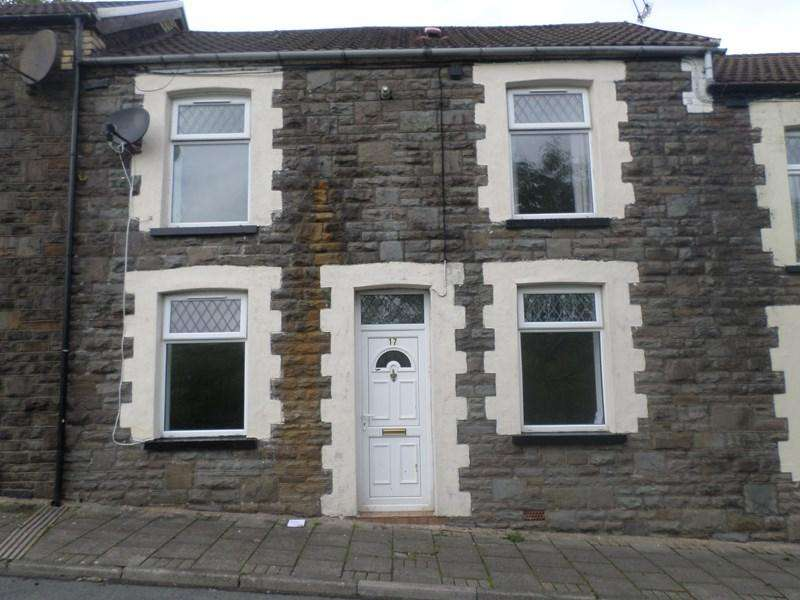 3 Bedrooms Terraced House for sale in Brynbedw Road, Tylorstown, Ferndale
