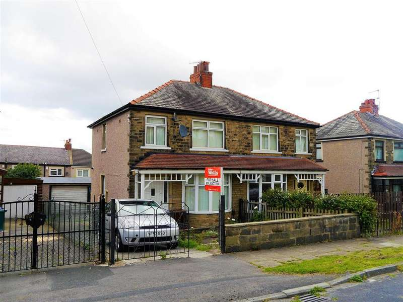3 Bedrooms Semi Detached House for sale in Southmere Drive, Great Horton,Bradford, BD7 3NT