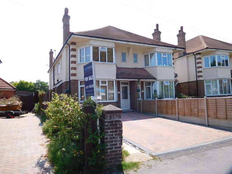 2 Bedrooms Flat for sale in Boscombe East, Bournemouth BH7