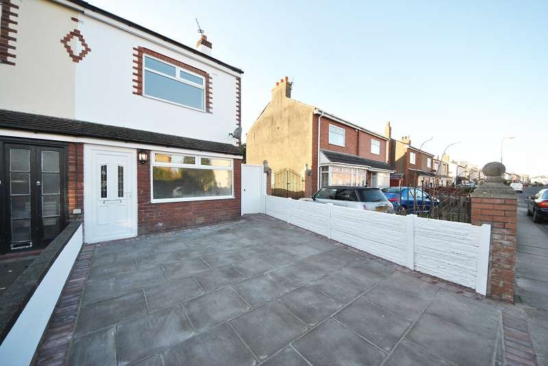 2 Bedrooms Semi Detached House for sale in Stamford Road, Southport, PR8 4ET