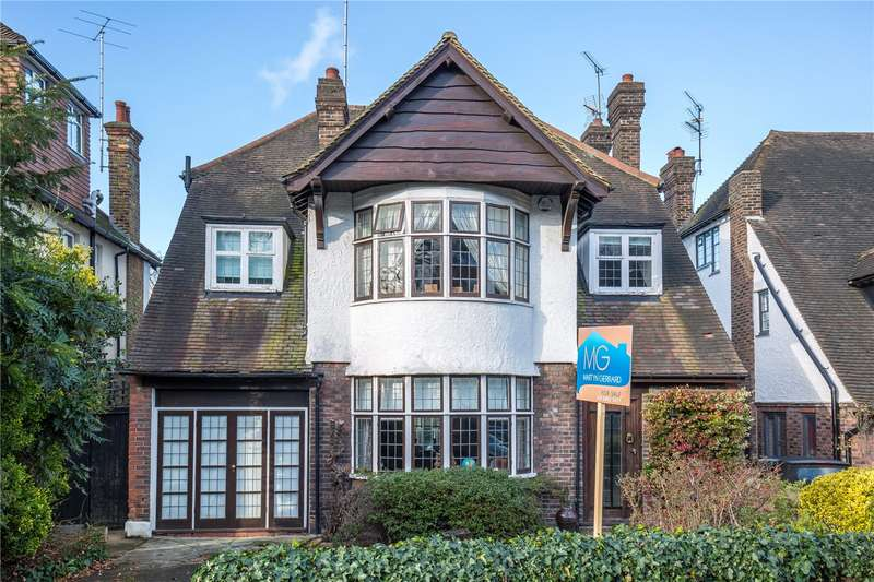 6 Bedrooms Detached House for sale in Lanchester Road, Highgate, London, N6