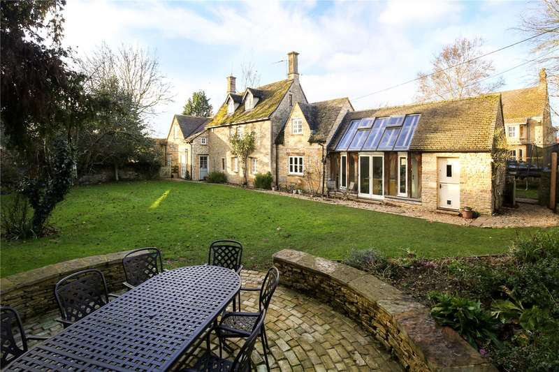 5 Bedrooms Detached House for sale in The Green, Fairford, Gloucestershire, GL7