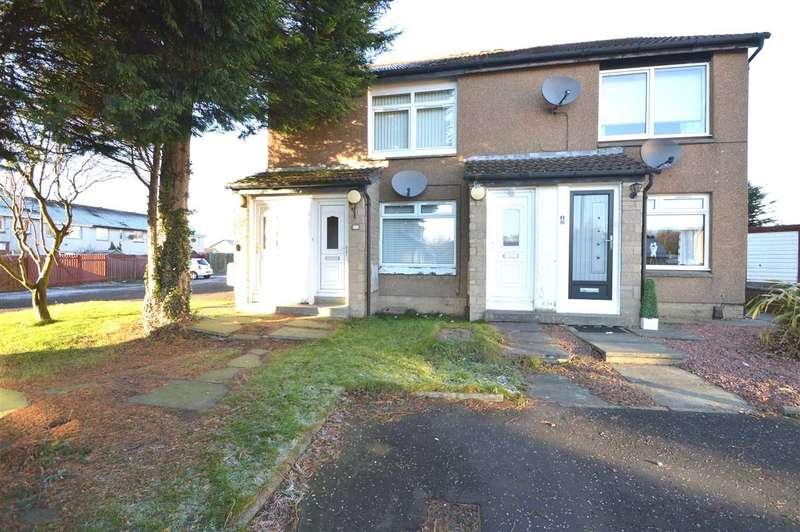 1 Bedroom Apartment Flat for rent in McIntosh Quadrant, Bellshill