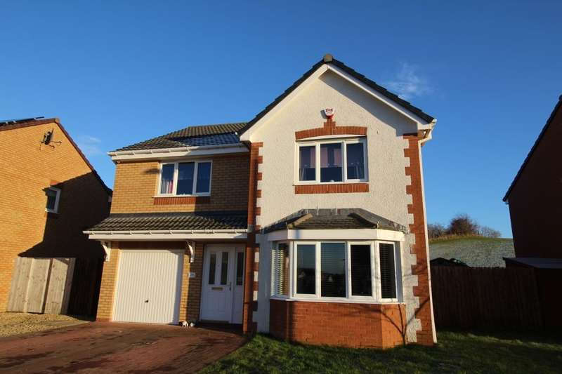 4 Bedrooms Detached House for sale in Bickerton Wynd, Blackwood, Lanark, ML11